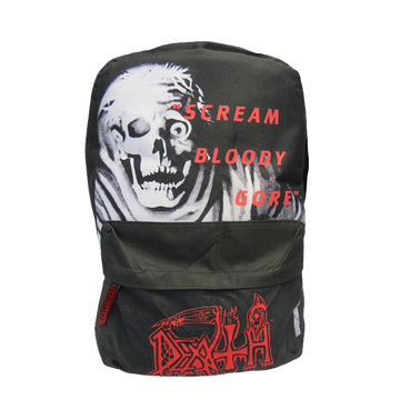 DEATH - 'Scream Bloody Gore' Backpack