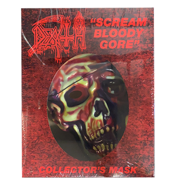 DEATH - 'Scream Bloody Gore' Face Mask
