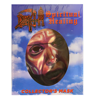 DEATH - 'Spiritual Healing' Face Mask