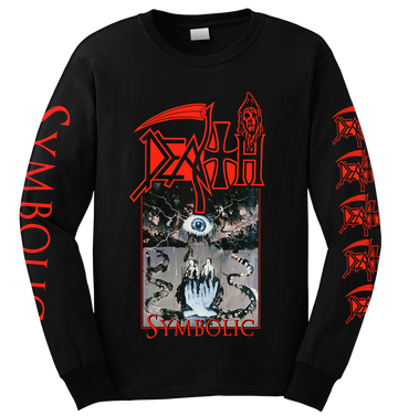 DEATH - 'Symbolic' Long Sleeve
