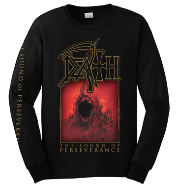 DEATH - 'The Sound Of Perserverance' Long Sleeve
