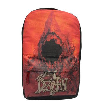 DEATH - 'The Sound Of Perserverance' Backpack