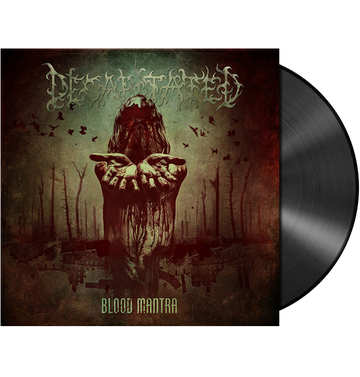 DECAPITATED - 'Blood Mantra' LP