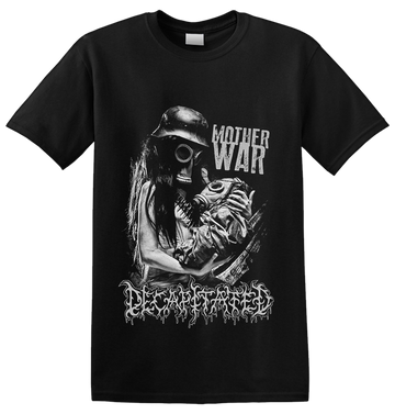 DECAPITATED - 'Mother War' T-Shirt