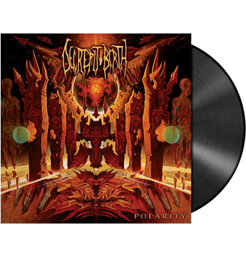 DECREPIT BIRTH - 'Polarity' LP