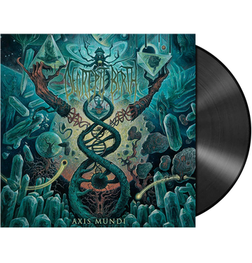 DECREPIT BIRTH - 'Axis Mundi' 2xLP
