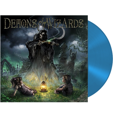 DEMONS AND WIZARDS - 'Demons & Wizards' 2xLP