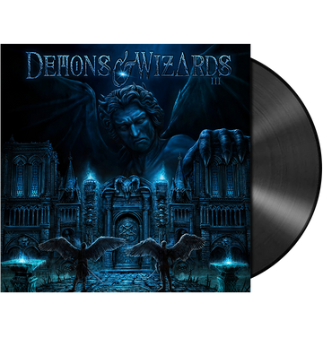 DEMONS AND WIZARDS - 'III' 2xLP