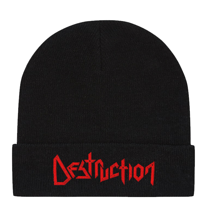 DESTRUCTION - 'Logo' Beanie