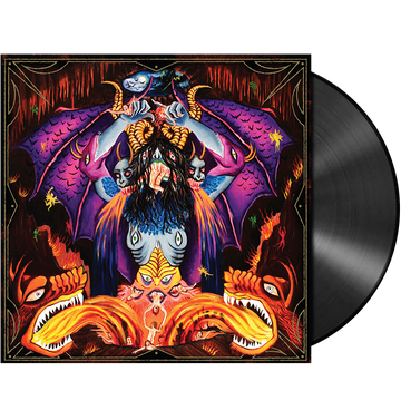 DEVIL MASTER - 'Satan Spits On Children Of Light' LP