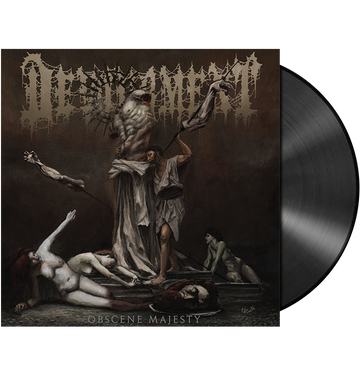 DEVOURMENT - 'Obscene Majesty' LP
