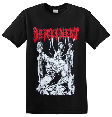 DEVOURMENT - 'Butcher The Weak' T-Shirt
