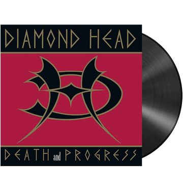 DIAMOND HEAD - 'Death And Progress' LP