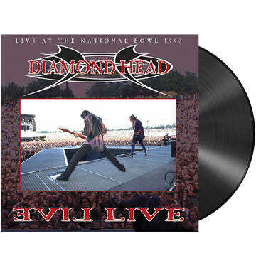 DIAMOND HEAD - 'Evil Live' LP