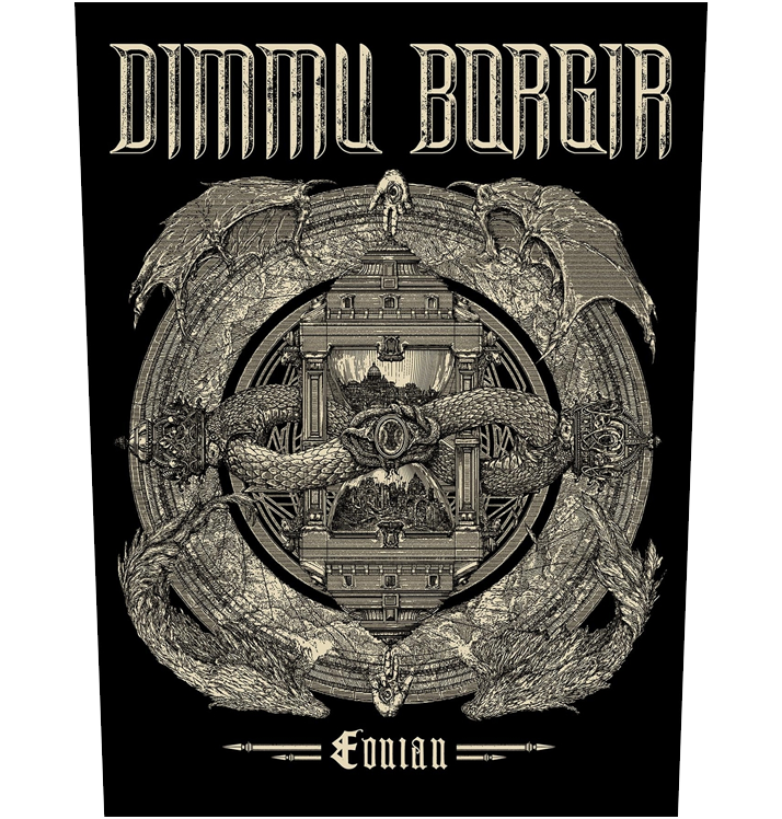 DIMMU BORGIR - 'Eonian' Back Patch