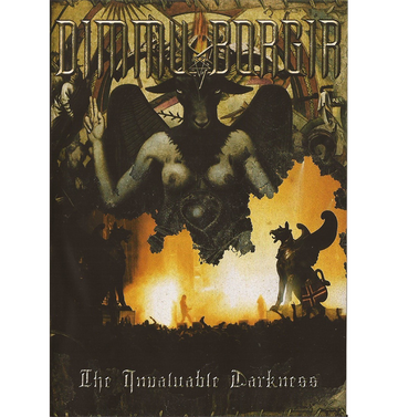 DIMMU BORGIR - 'The Invaluable Darkness' 2DVD/CD
