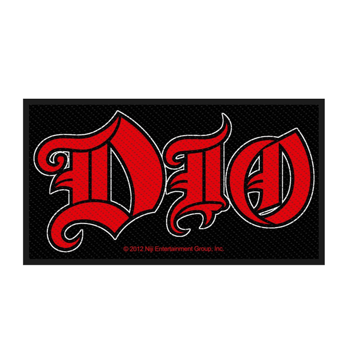 DIO - 'Logo' Patch