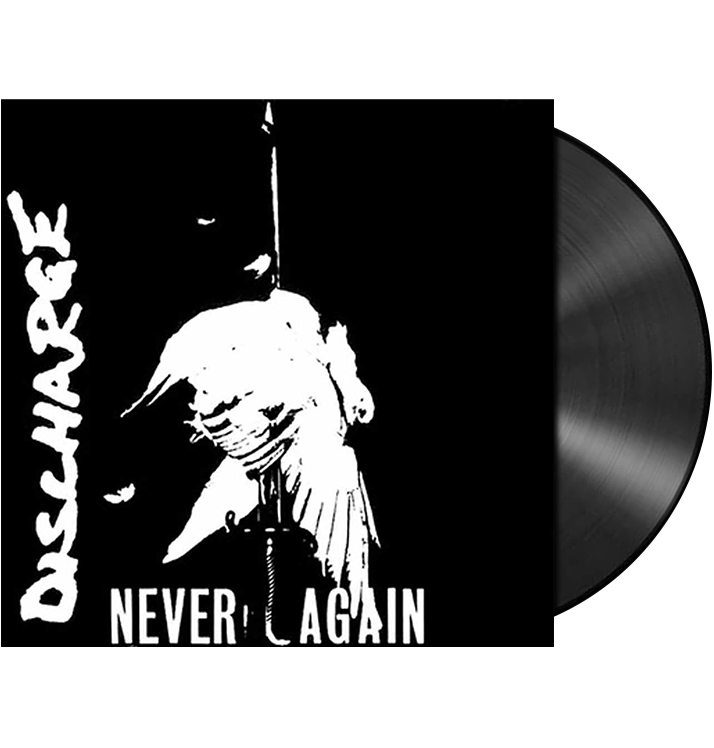DISCHARGE - 'Never Again' LP