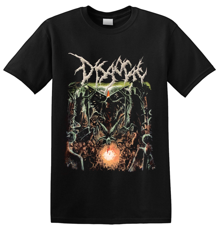 DISGORGE - 'All Shall Perish' T-Shirt