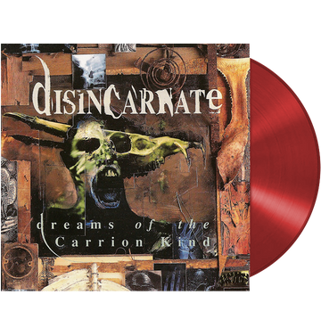 DISINCARNATE - 'Dreams Of The Carrion Kind' 2xLP