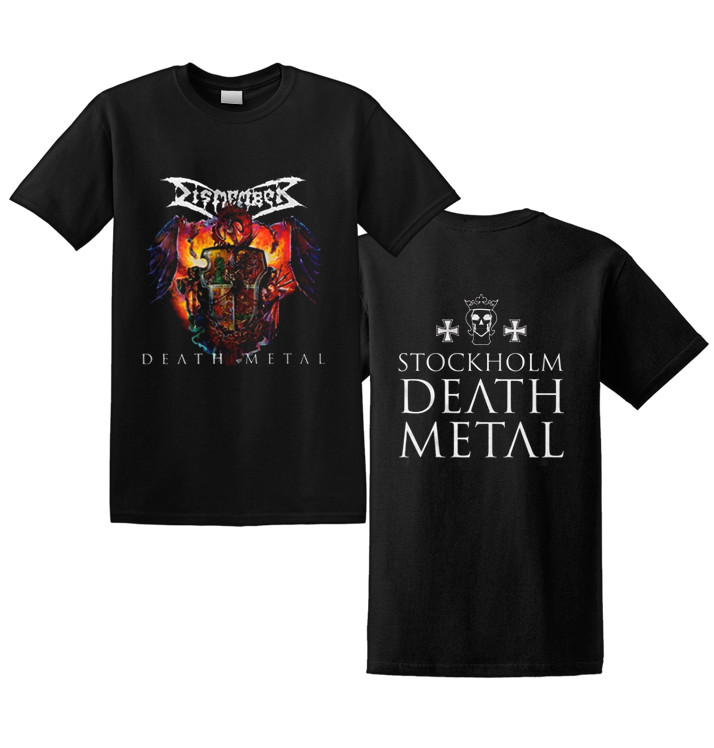 DISMEMBER - 'Death Metal' T-Shirt