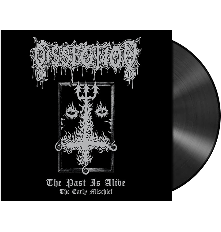 DISSECTION - 'The Past Is Alive (The Early Mischief)' LP