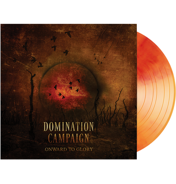 DOMINATION CAMPAIGN - 'Onward To Glory' LP (PREORDER)