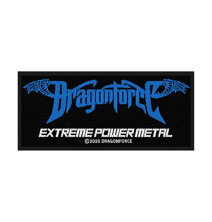 DRAGONFORCE - 'Extreme Power Metal' Patch
