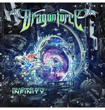DRAGONFORCE - 'Reaching Into Infinity' DigiCD / DVD