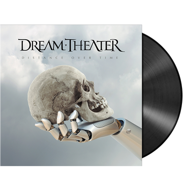 DREAM THEATER - 'Distance Over Time' 2xLP