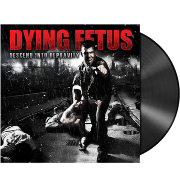 DYING FETUS - 'Descend Into Depravity' LP
