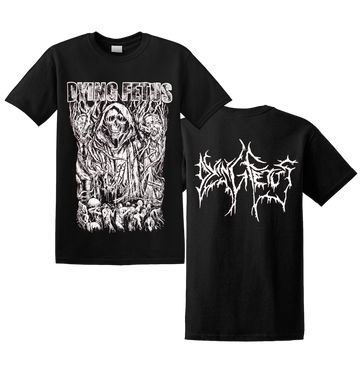 DYING FETUS - 'Old School' T-Shirt