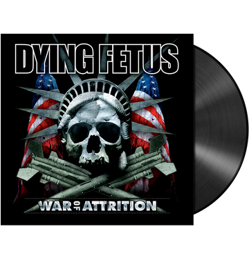 DYING FETUS - 'War Of Attrition' LP