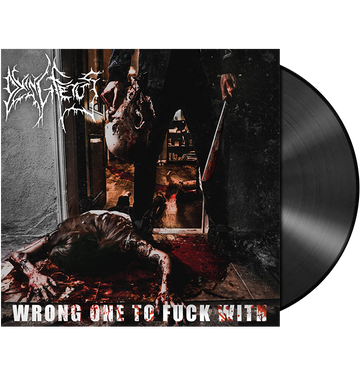 DYING FETUS - 'Wrong One To Fuck With' 2xLP