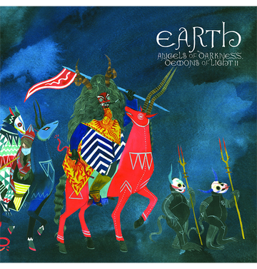 EARTH - 'Angels Of Darkness, Demons Of Light II' CD