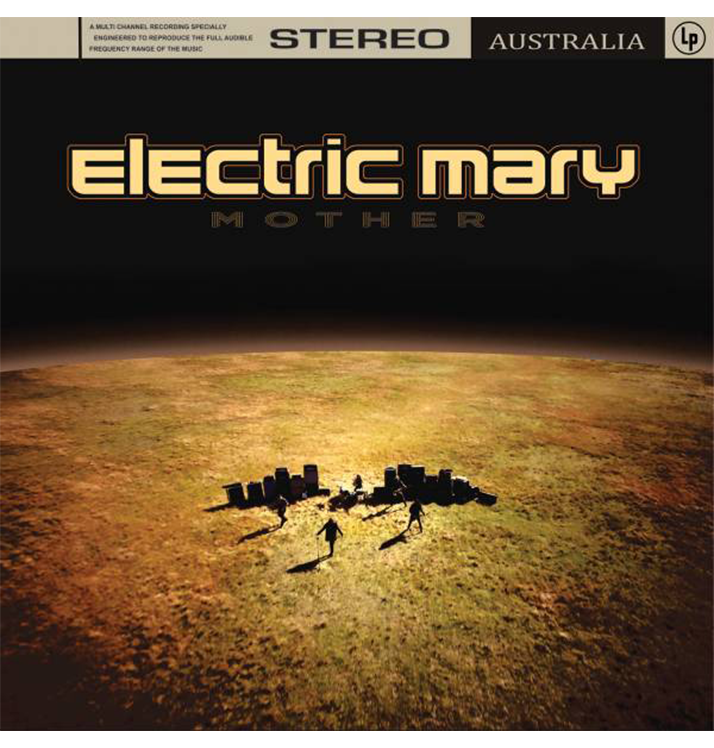 ELECTRIC MARY - 'Mother' CD With Slipcase