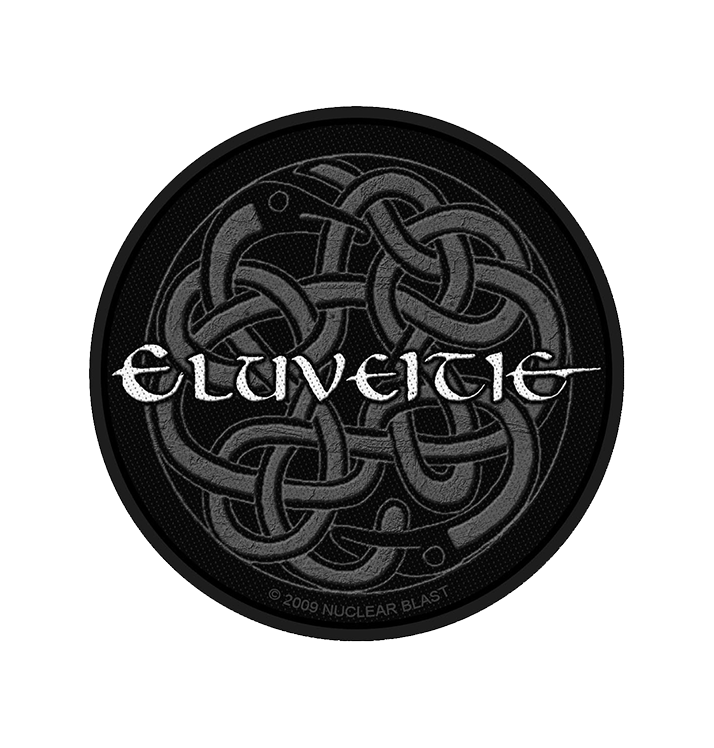 ELUVEITIE - 'Celtic Knot' Patch