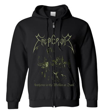 EMPEROR - 'Anthems Australian Tour' Zip-Up Hoodie