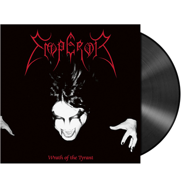 EMPEROR - 'Wrath Of The Tyrant' LP
