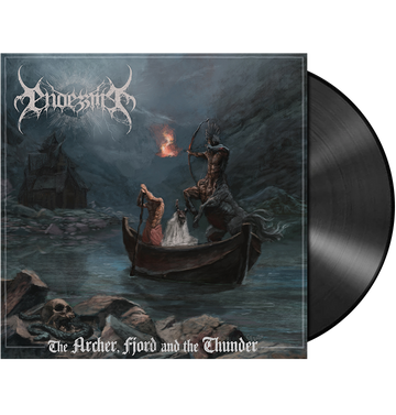 ENDEZZMA - 'The Archer, Fjord And The Thunder' LP
