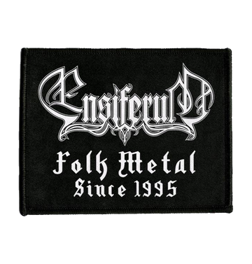 ENSIFERUM - 'Folk Metal Since 1995' Patch