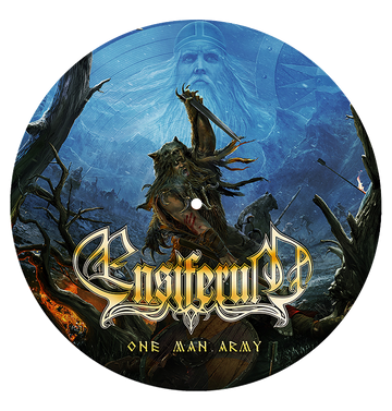 ENSIFERUM - 'One Man Army' Picture Disc LP