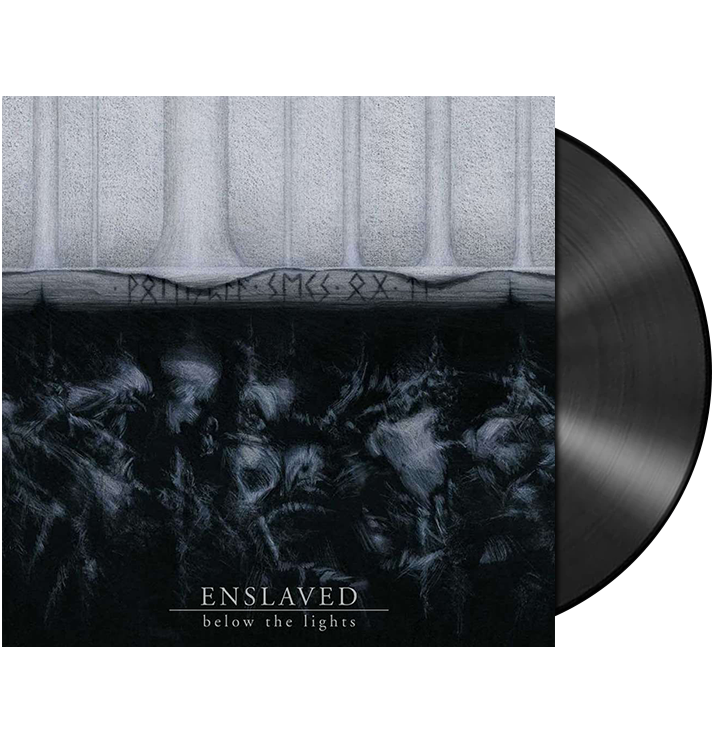 ENSLAVED - 'Below The Lights' LP