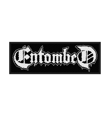 ENTOMBED - 'Logo' Patch