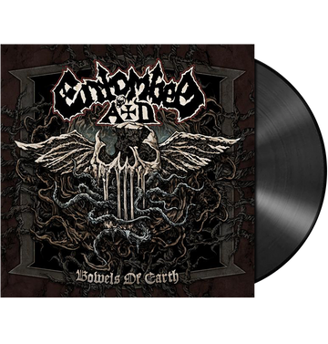 ENTOMBED A.D. - 'Bowels Of Earth' LP