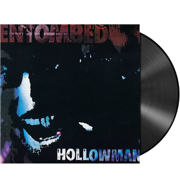 ENTOMBED - 'Hollowman' LP