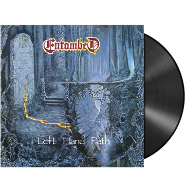 ENTOMBED - 'Left Hand Path' LP