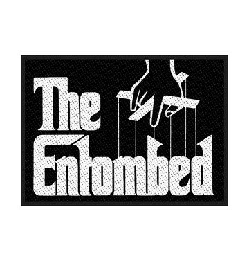 ENTOMBED - 'Godfather Logo' Patch