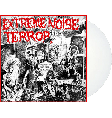 EXTREME NOISE TERROR - 'Holocaust in Your Head' LP