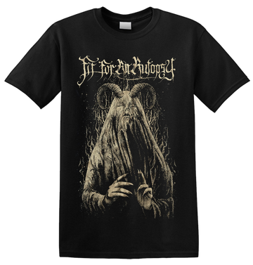 FIT FOR AN AUTOPSY - 'Altar Cloak' T-Shirt